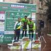 Primo posto per Alessandro Salis e secondo per Davide Uras.